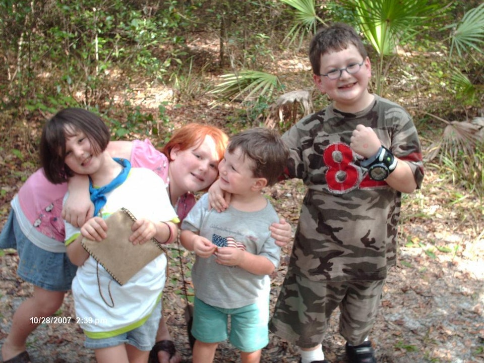 Episode #45 - 5th week special - Hiking with kids
