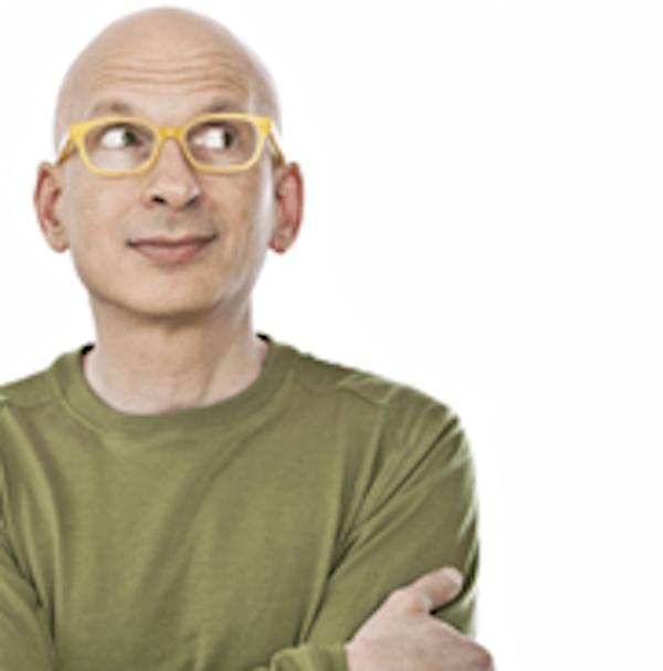 Seth Godin:  Makes Coffee Image