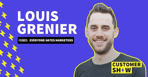 Make Your Business Stand The F*ck Out with Louis Grenier Image
