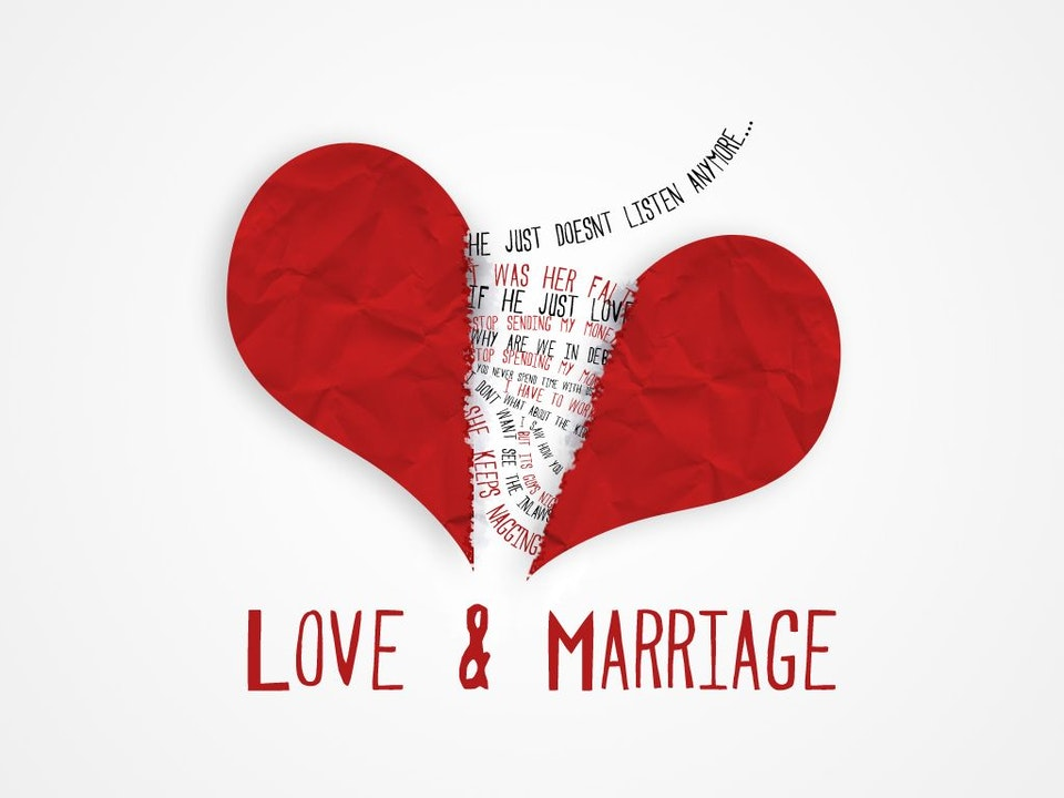 Love and Marriage: Messy, Rewarding, or Both?