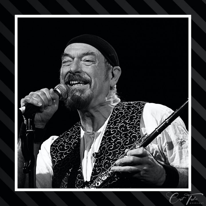 Backstage with Ian Anderson