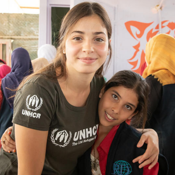 Yusra Mardini — A Syrian Refugee Swimming Away From Danger And Toward A Better Life Image