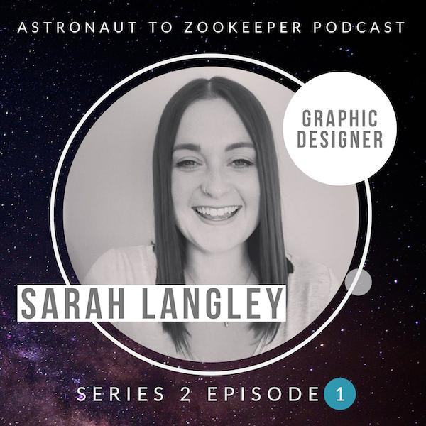 Graphic Designer - Sarah Langley Image