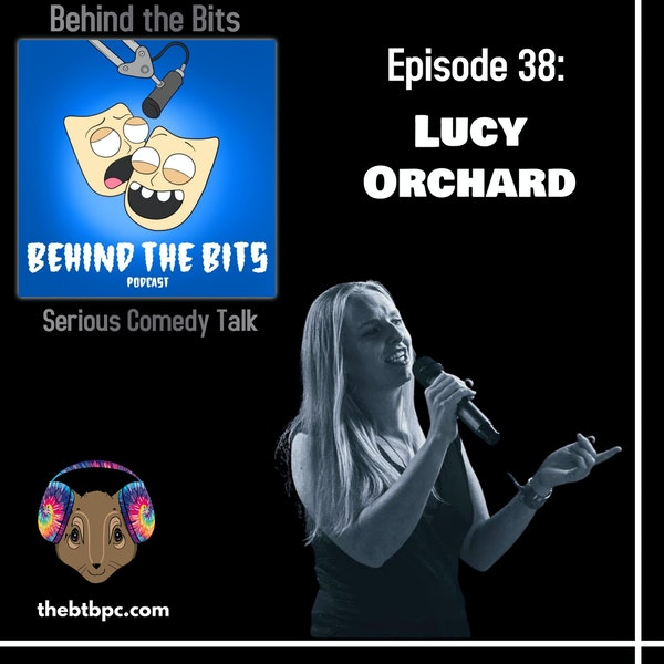 Episode 38: Lucy Orchard