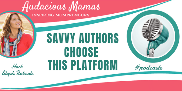 Savvy Authors Choose This Platform Image
