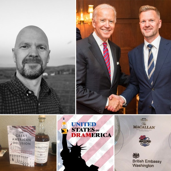 Episode 48 - Patrick Davies, former British Deputy Ambassador to the United States
