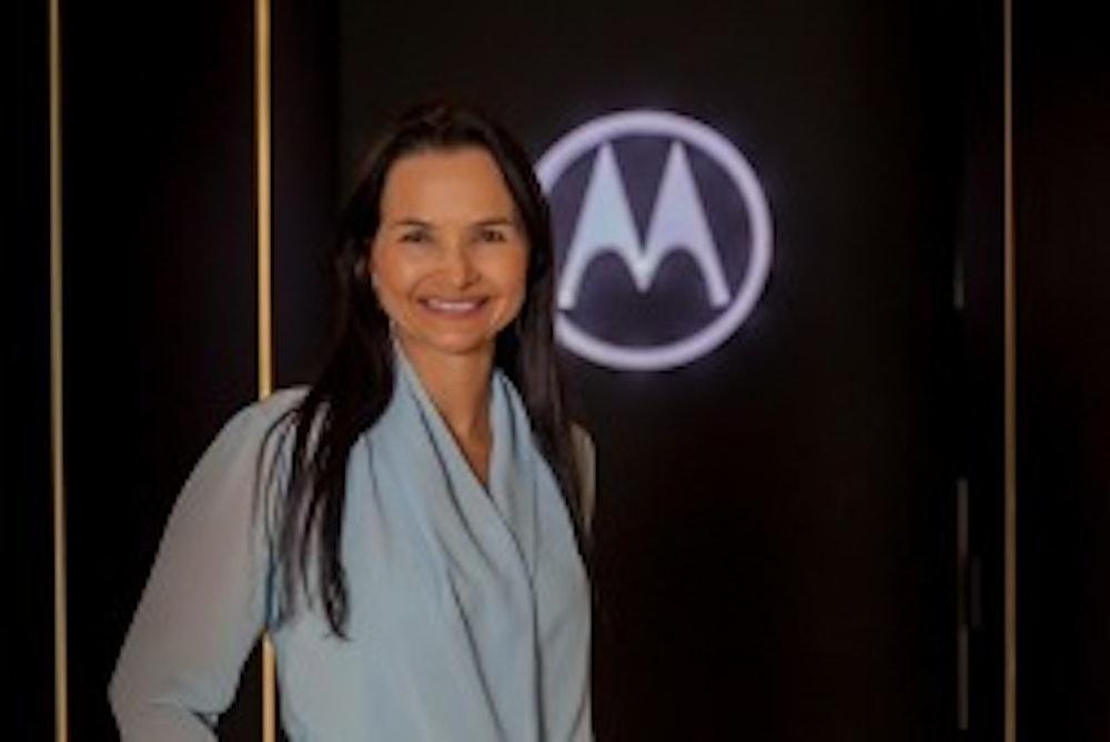 Colombiana Luz Muñoz, nueva Gerente Senior de Mercadeo de Motorola para Chile, Colombia, Perú, Caribe y Centroamérica