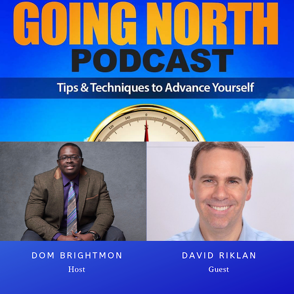 "175 - ""10 Commandments of Self Improvement"" with David Riklan (@SelfGrowthNow) Image"