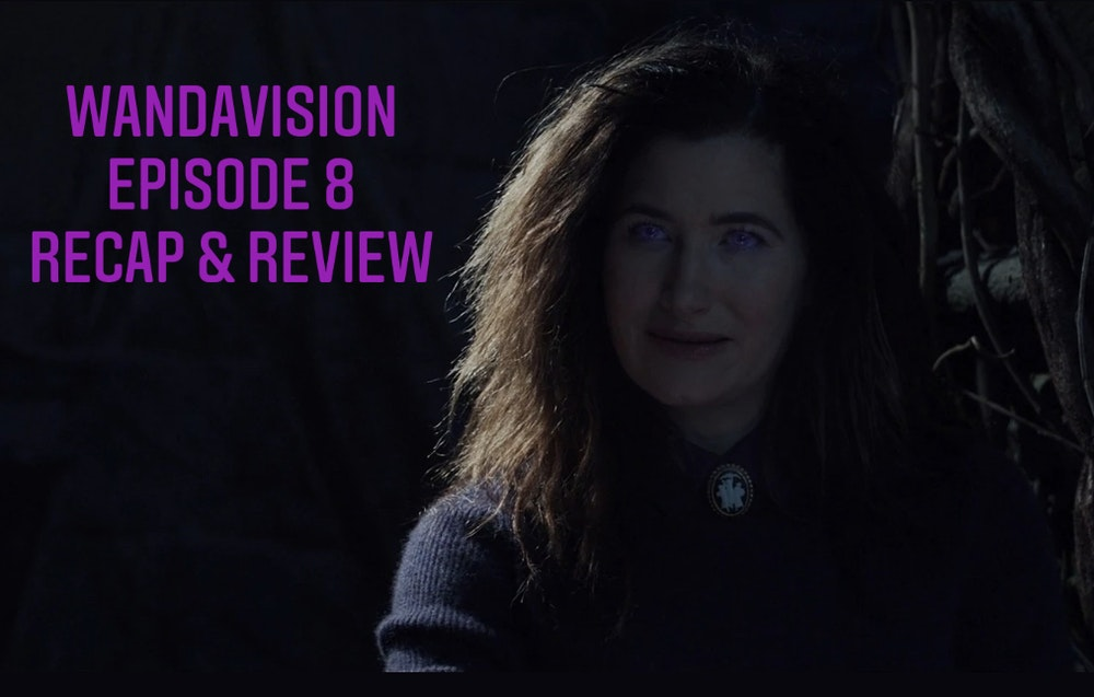 E89 WandaVision Episode 7 Recap & Review