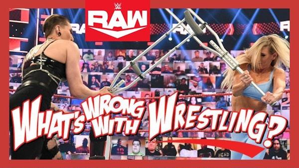 CRIPPLE FIGHT - WWE Raw 7/5/21 & SmackDown 7/2/21 Recap