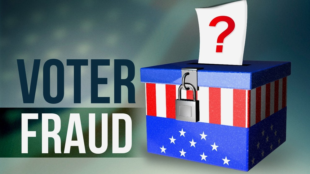 The Election and Voter Fraud