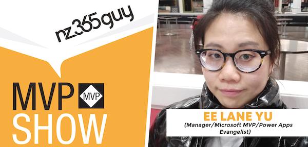 Ee Lane Yu on the MVP Show