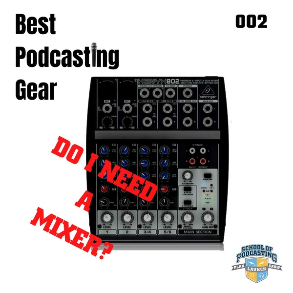 Do You Need a Mixer to Create a Podcast? Image
