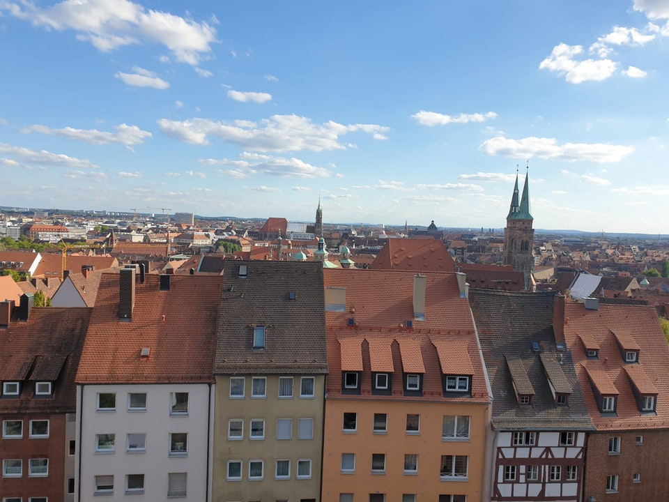 Travel Germany: Nuremberg