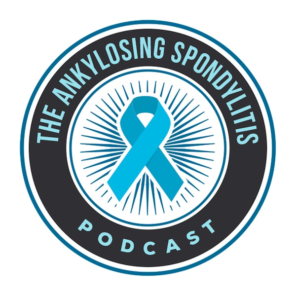 The Ankylosing Spondylitis Podcast Image