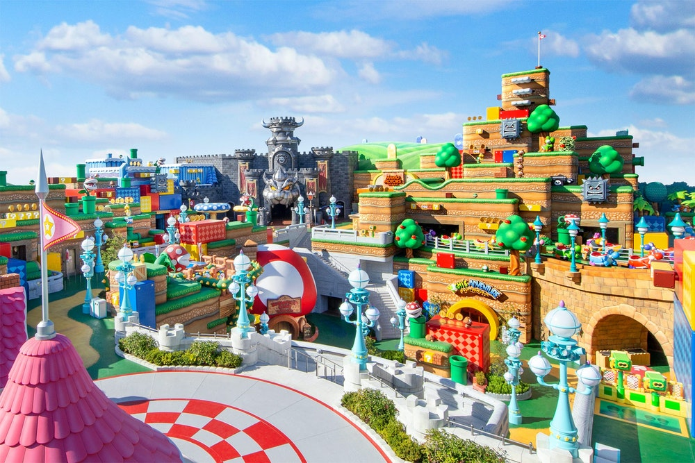 Super Nintendo World Delayed Again Due to COVID-19