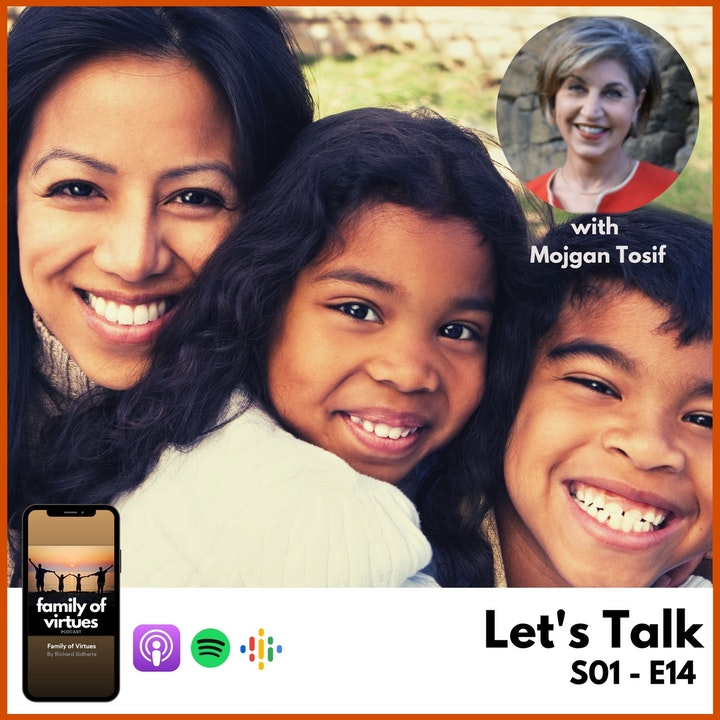 Episode image for Let's Talk with Mojgan Tosif