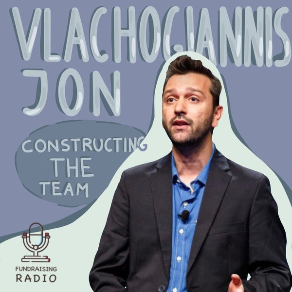 Constructing MVP and a team - Jon Vlachogiannis about creating success. Image