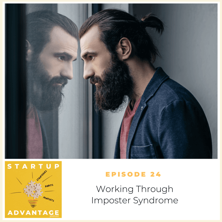 Episode image for Working Through Imposter Syndrome