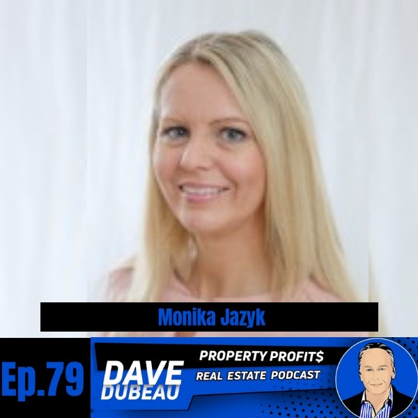 The REAL Way to Build Wealth in Real Estate with Monika Jazyk Image