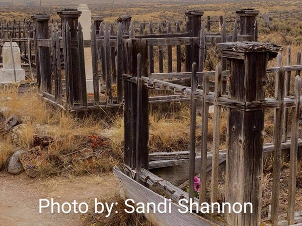 Episode 27 - Old Cemetery & the Ghost Town of Bannack, Montana Image