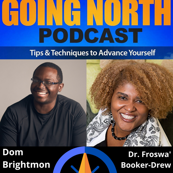 "257 – ""It's Time To Fly Away"" with Dr. Froswa' Booker-Drew (@Froswa) Image"