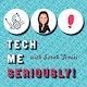 Tech Me Seriously! Album Art