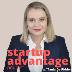 Startup Advantage Podcast screenshot