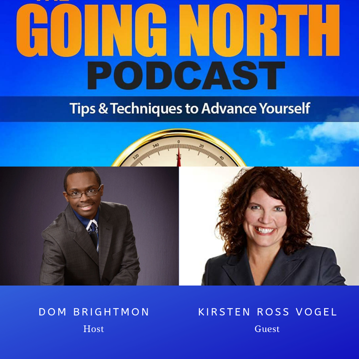 "127 - ""Life Coaching & Peacemaking"" with Kirsten Ross Vogel (@DefeatTheDrama)"