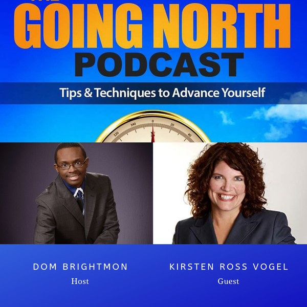 """127 - """"Life Coaching & Peacemaking"""" with Kirsten Ross Vogel (@DefeatTheDrama) Image"""