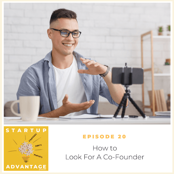 How To Look For A Co-Founder
