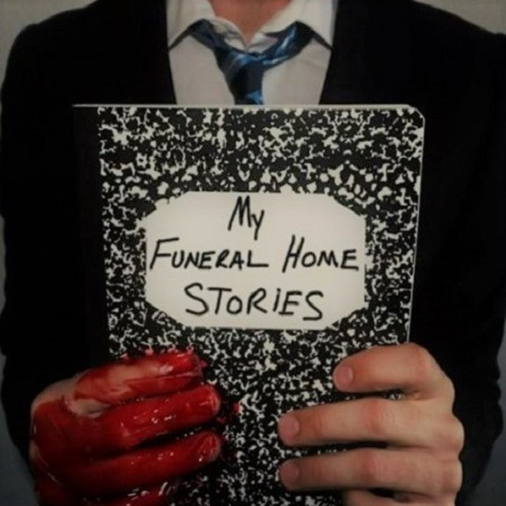Episode 73: Grant Inman (Host of the My Funeral Home Stories podcast)