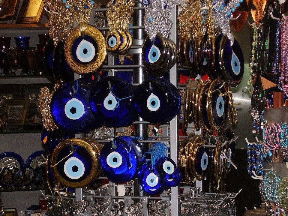Mal de Ojo (Evil Eye)