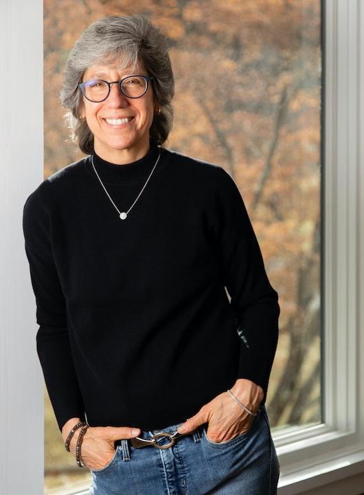 Author and Wellness Coach, Kathy Robinson Image
