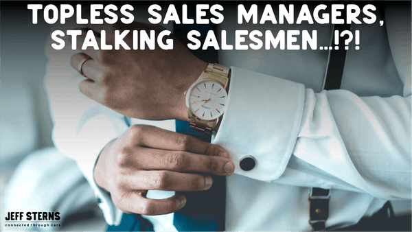 Marcia Kozera/ Lighthouse HR- When sales managers lose their mind and job Image