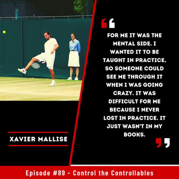 Episode 89: Xavier Malisse - The X Man!