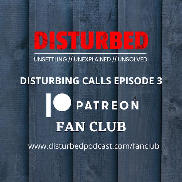 BONUS: Disturbing Calls #3 Teaser