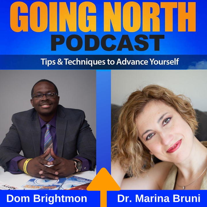 """275 – """"How Thoughts Become Things"""" with Dr. Marina Bruni (@DrMarinaBruni)"""