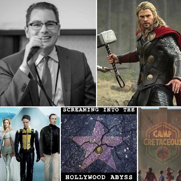 Take 2 - Screenwriter Zack Stentz, Thor, X-Men First Class and Jurassic World Camp Cretaceous
