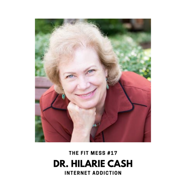 Internet Addiction with Dr. Hilarie Cash Image