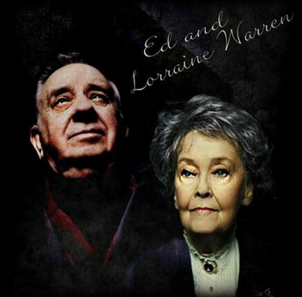 45: Ed and Lorraine Warren - a diabolically adorable couple Image