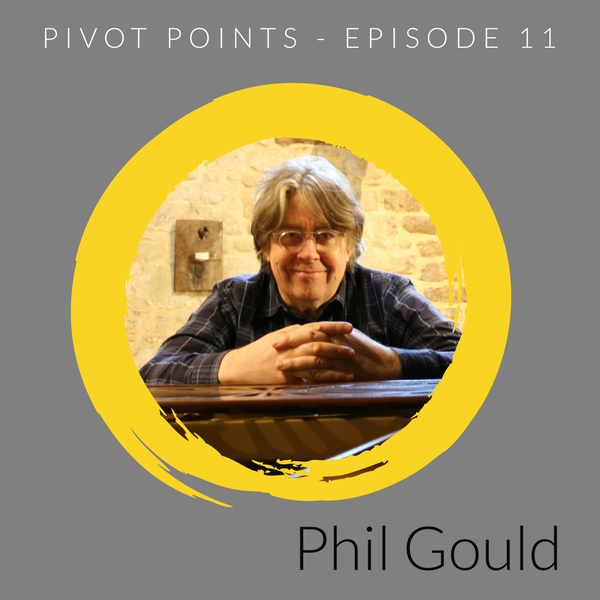 Pivoting through musical levels (with Phil Gould ex Level 42)