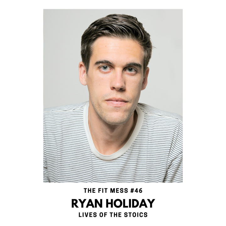 Ryan Holiday on the Lives of the Stoics and their Modern Lessons