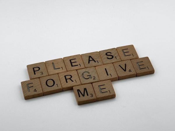 Season 2 Ep. 16 Forgiveness is Hard
