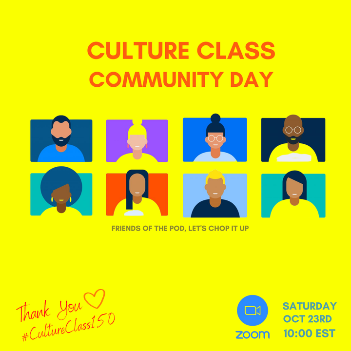 Culture Class Community Day