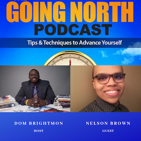 """129 - """"Networking & Book Promoting"""" with Nelson Brown (@Nelson.E.Brown) Image"""