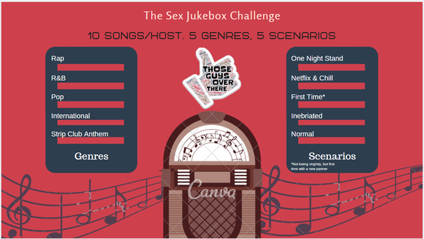 Episode 42 - The TGOT Sex Jukebox Challenge Image