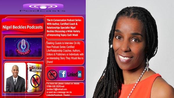 In Conversation with Shola Caroline Arewa Psychologist, Trainer, Yoga Teacher, Wellness Coach & Author