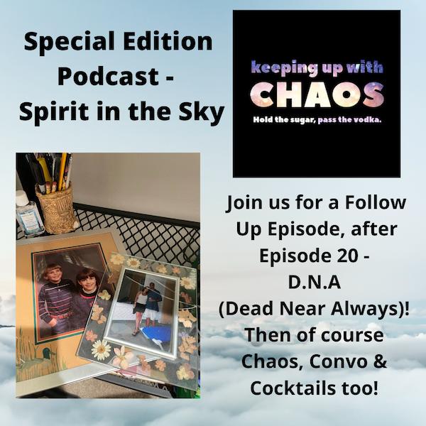 Episode 27 - Spirit in the Sky Image
