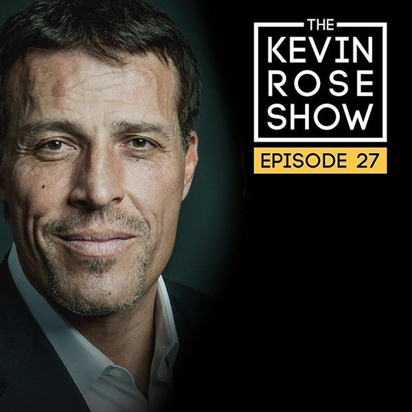Tony Robbins - transforming your financial life
